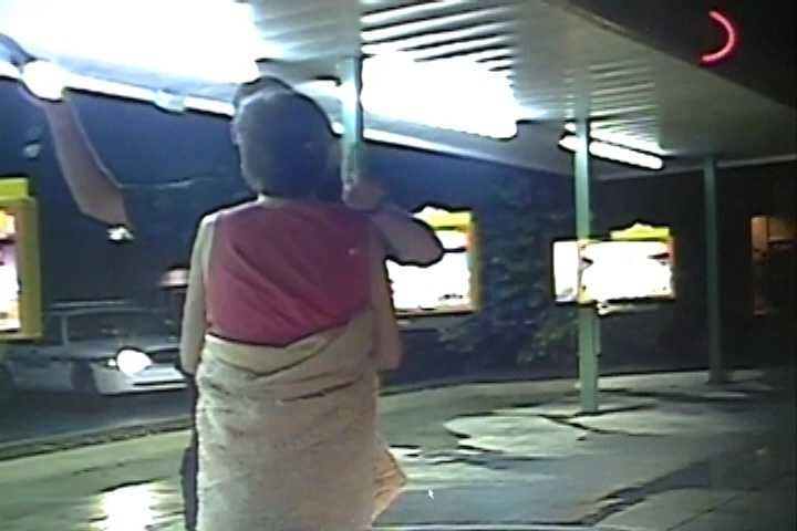 In June 2014, Jackson was arrested on a DWI charge on College Avenue in Fayetteville. She wasn't wearing pants and only had a blanket wrapped around her waist.