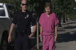 Jackson pleaded guilty to her first two DWI charges in exchange for 9 months in prison instead of a year.