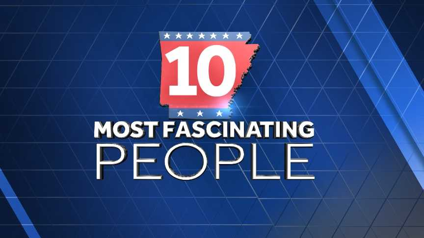 Bookmark this slideshow. Every day we'll reveal one more name on the list of Arkansas' 10 Most Fascinating People.