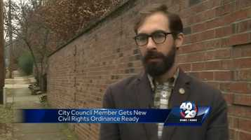 Petty says that despite the repeal vote, he will be drafting a revised ordinance to be brought before the Fayetteville City Council.