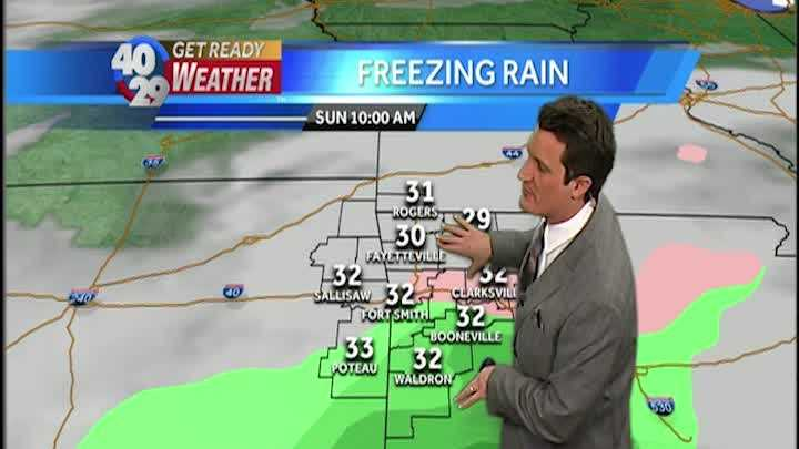 Drew's Weather Webcast, January 9th