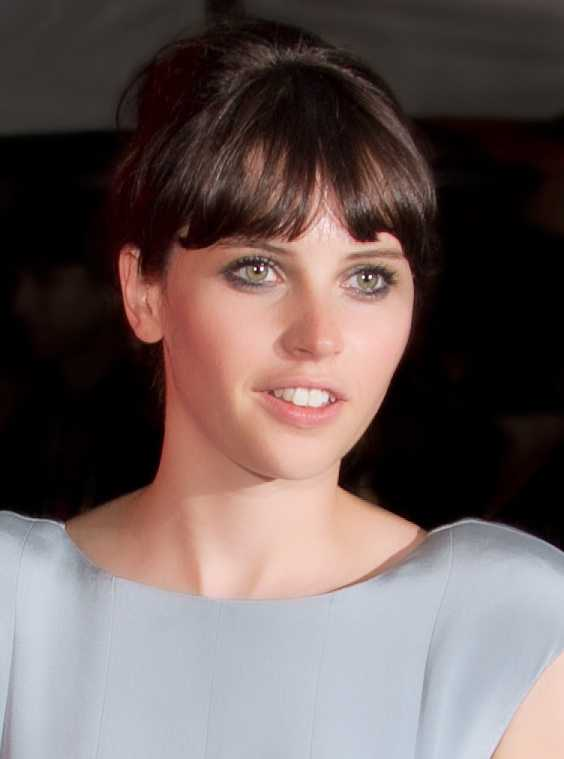 Best Actress: Felicity Jones as Jane Hawking in The Theory of Everything