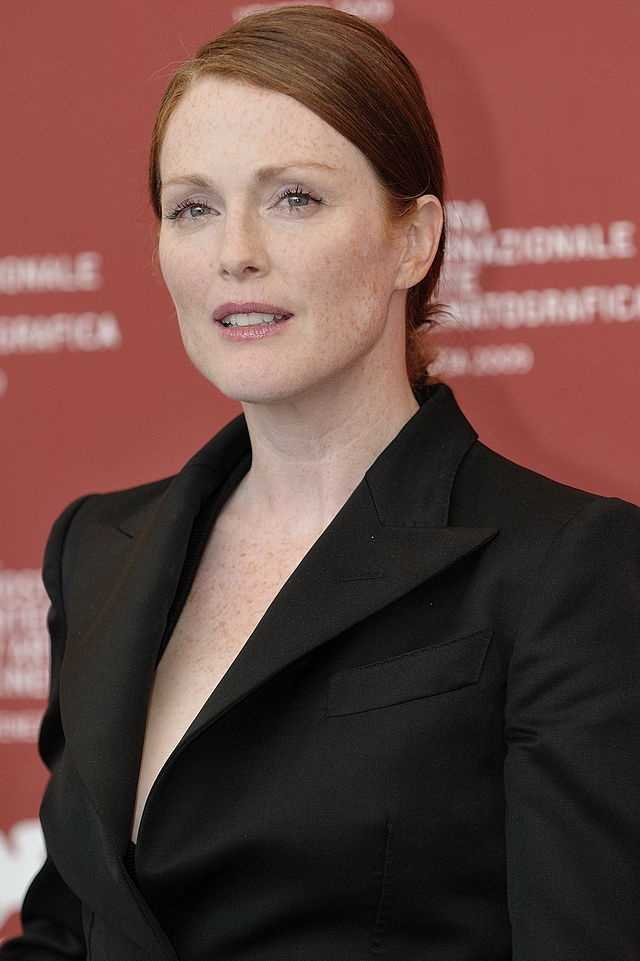 Best Actress: Julianne Moore as Alice Howland in Still Alice