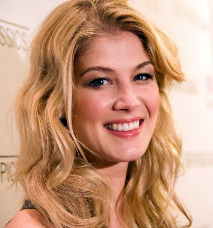 Best Actress: Rosamund Pike as Amy Elliott-Dunne in Gone Girl