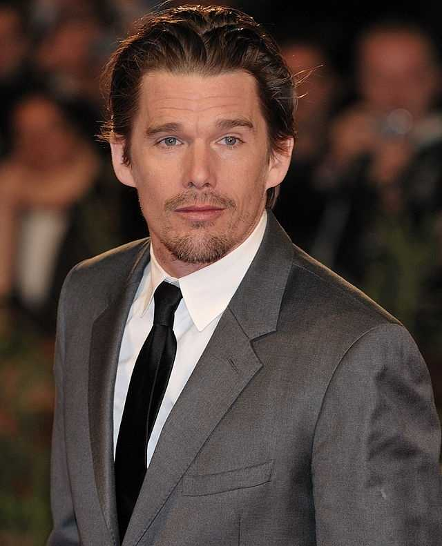 Best Supporting Actor: Ethan Hawke as Mason Evans, Sr. in Boyhood.