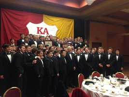 I'm a member of Kappa Alpha Order and have stayed involved in the fraternity since graduating. I serve as the alumnus advisor to the University of Arkansas' new chapter on campus.