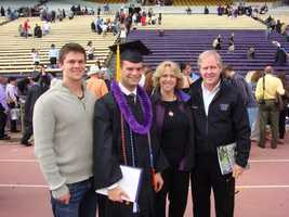 In 2011, I graduated from the University of Washington with a degree in Atmospheric Sciences. I'm a huge Huskies fan and love cheering them on from afar during football season. Go Dawgs!