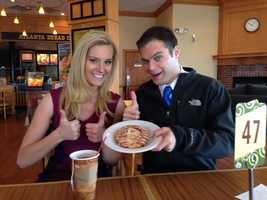 """As any of my co-workers will tell you, I'm a one heck of a """"foodie."""" 40/29 Anchor / Reporter Paige Preusse and I often go out hunting for new spots to try in Northwest Arkansas."""