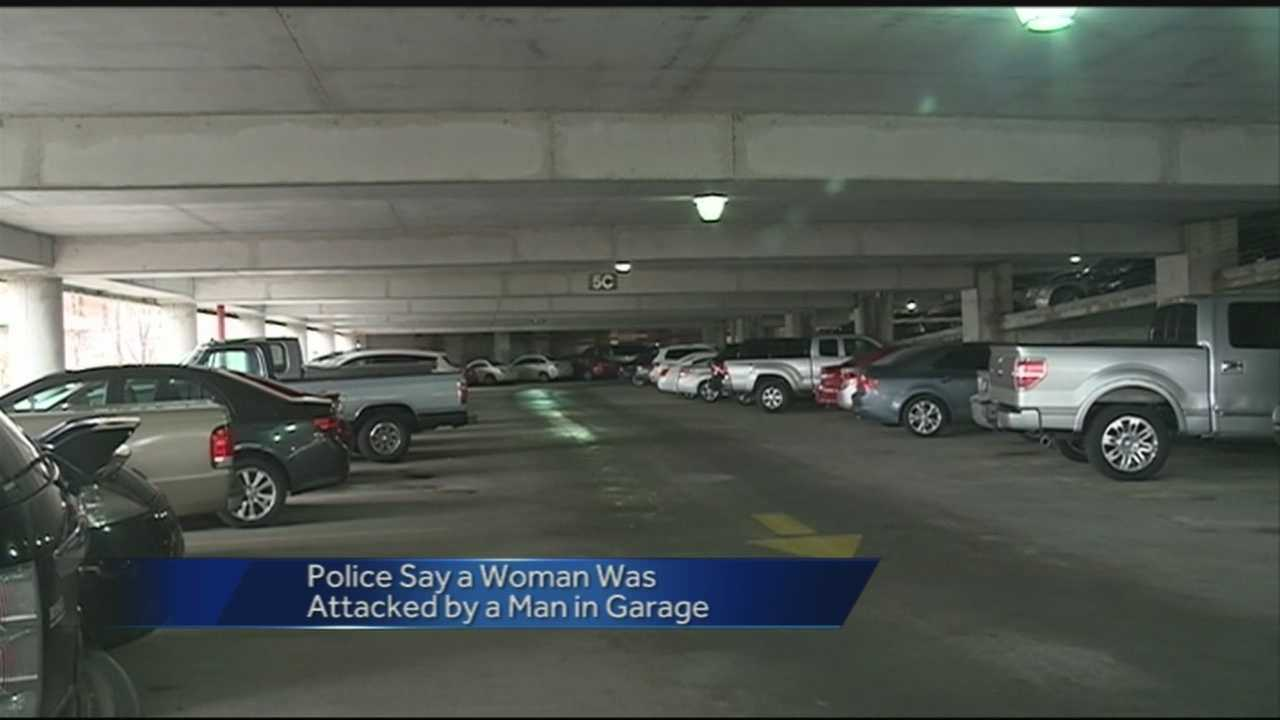 University of Arkansas police investigate claim of sexual assault in a parking garage.