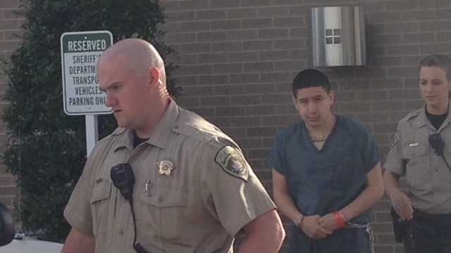 Springdale shooting suspect appears in court pleads not - Hector ramos ...