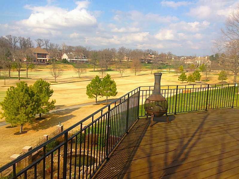You have beautiful views of Champions Golf and Country Club