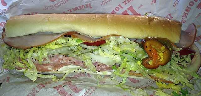 Known for their crazy fast service and delivery, Jimmy Johns Gourmet Sandwiches has 5 locations across the Northwest Arkansas area and 1 location in the River Valley to serve you!