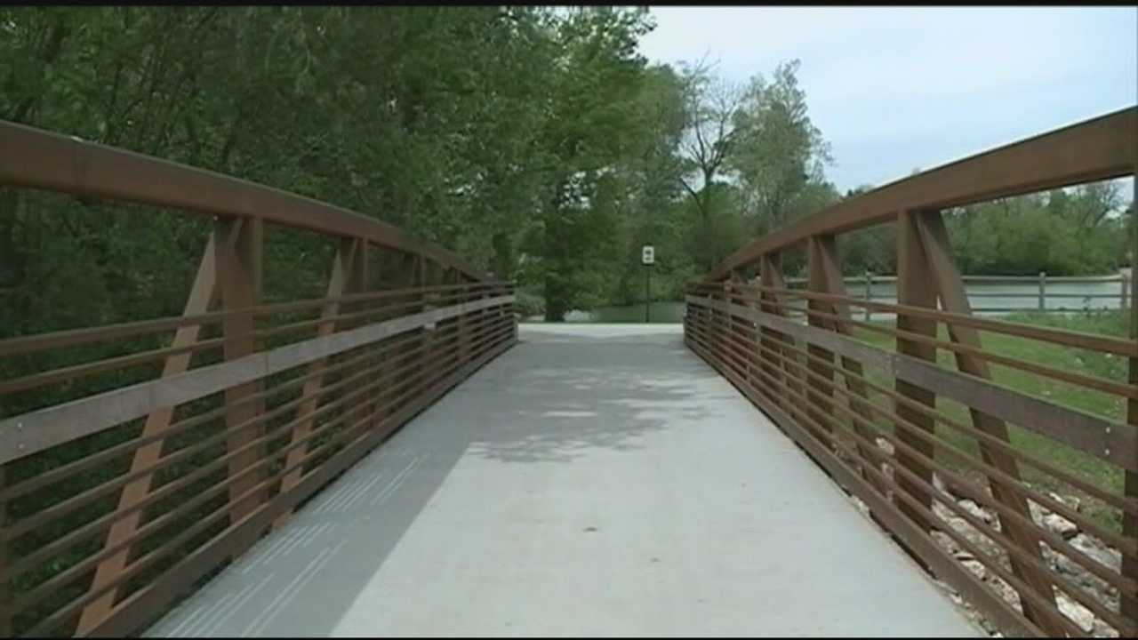 The Razorback Greenway Trail is set to open its miles of trails Saturday.