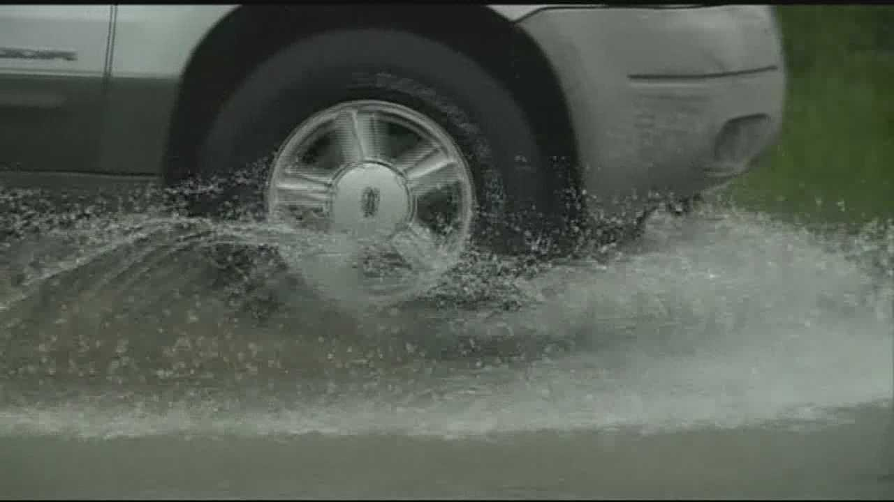 As severe weather moves into Oklahoma, residents in Leflore County are dealing with flooding.