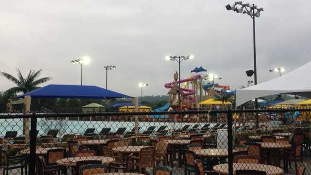 Parrot Island Waterpark opens