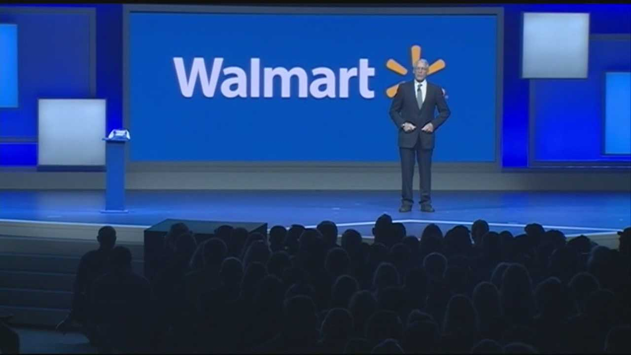 Inside the Wal-Mart shareholders meeting