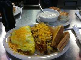 Lucy's Diner in Rogers