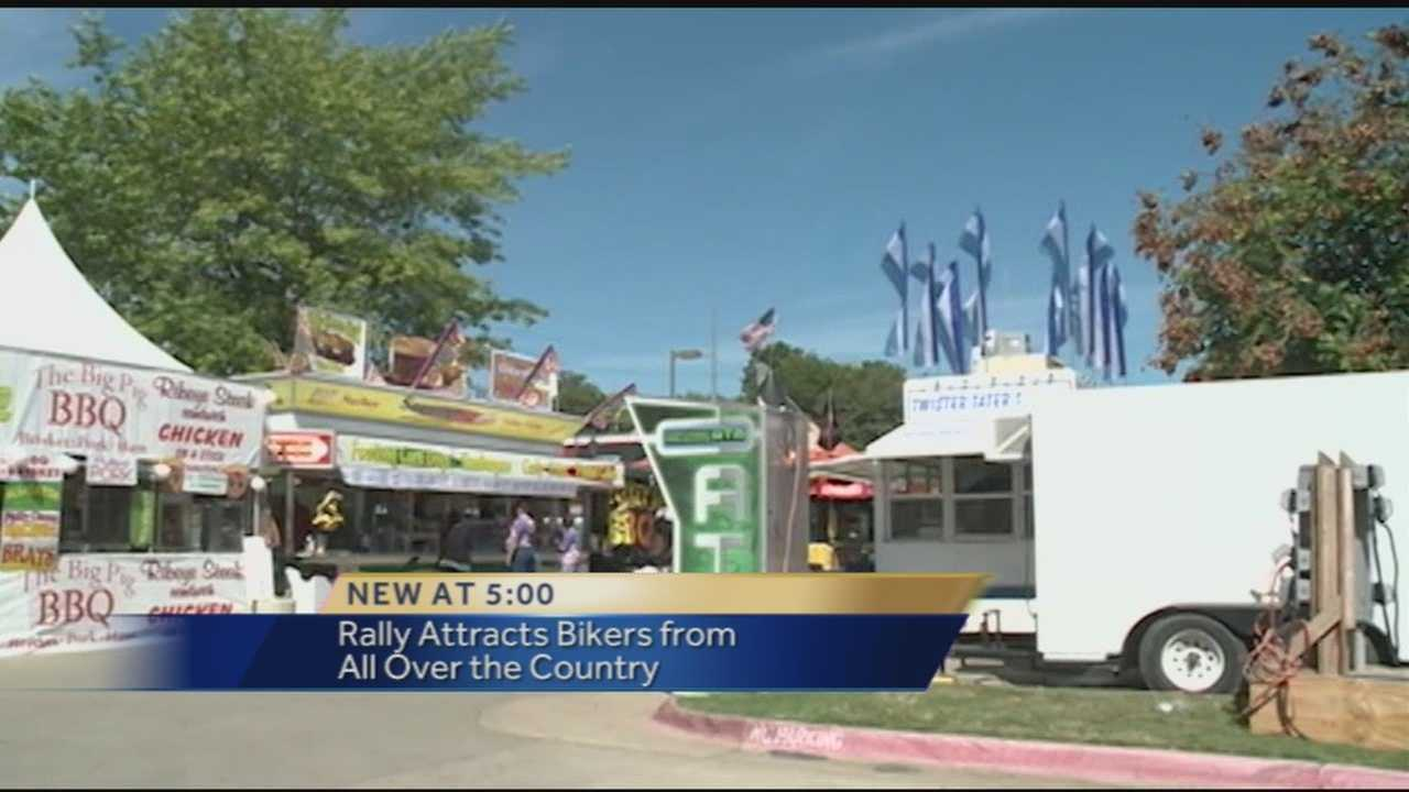 Bikes, Blues and BBQ is expected to bring in hundreds of thousands of visitors to Northwest Arkansas.