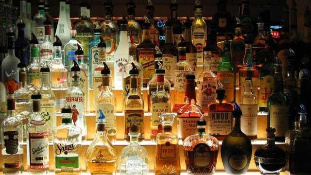 Alcohol, bar, cocktails, booze