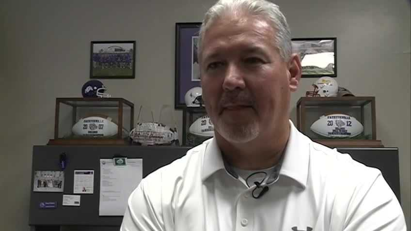 Daryl Patton breaks down game against Bentonville