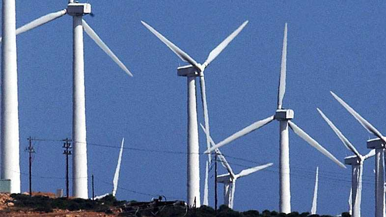 Arkansas State Rep. Robin Lundstrum said she has serious concerns about a proposed wind farm in the Elm Springs area.