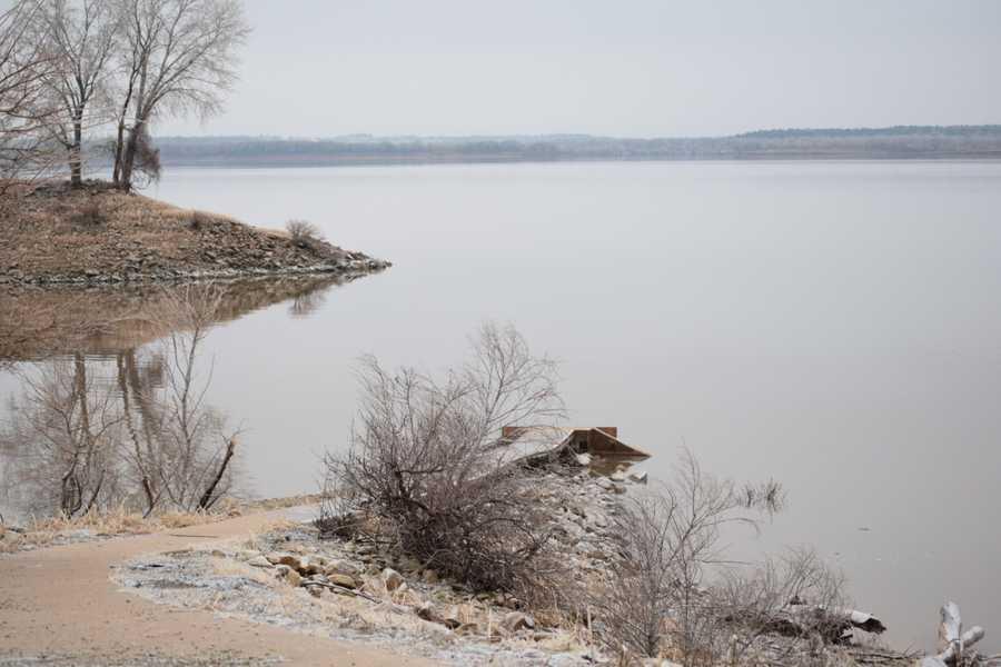 Search Wednesday morning at Kaw Lake