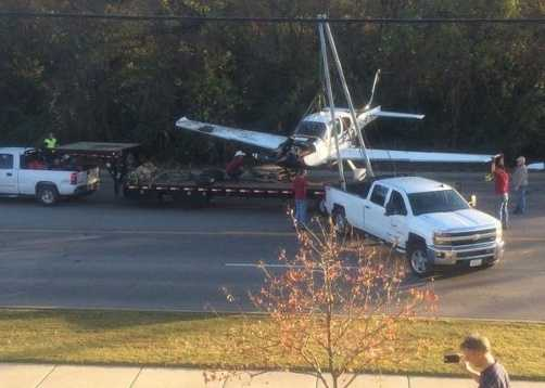 In November, former Walmart U.S. CEO Bill Simon and two passengers survived a plane crash on Martin Luther King Blvd in Fayetteville. Simon was flying a small private plane when it experienced a drop in oil pressure, crashed on the roadway and hit a pickup truck.