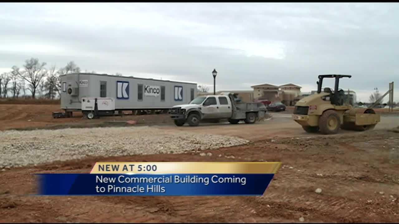 New businesses coming to Pinnacle Hills