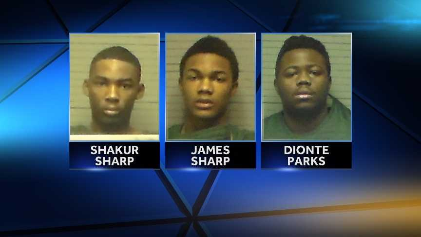 Fort Smith shooting suspects