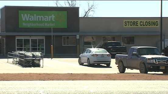 Prairie Grove Walmart Closing