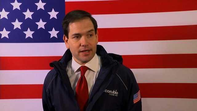 Marco Rubio in New Hampshire