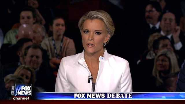 Megyn Kelly debate