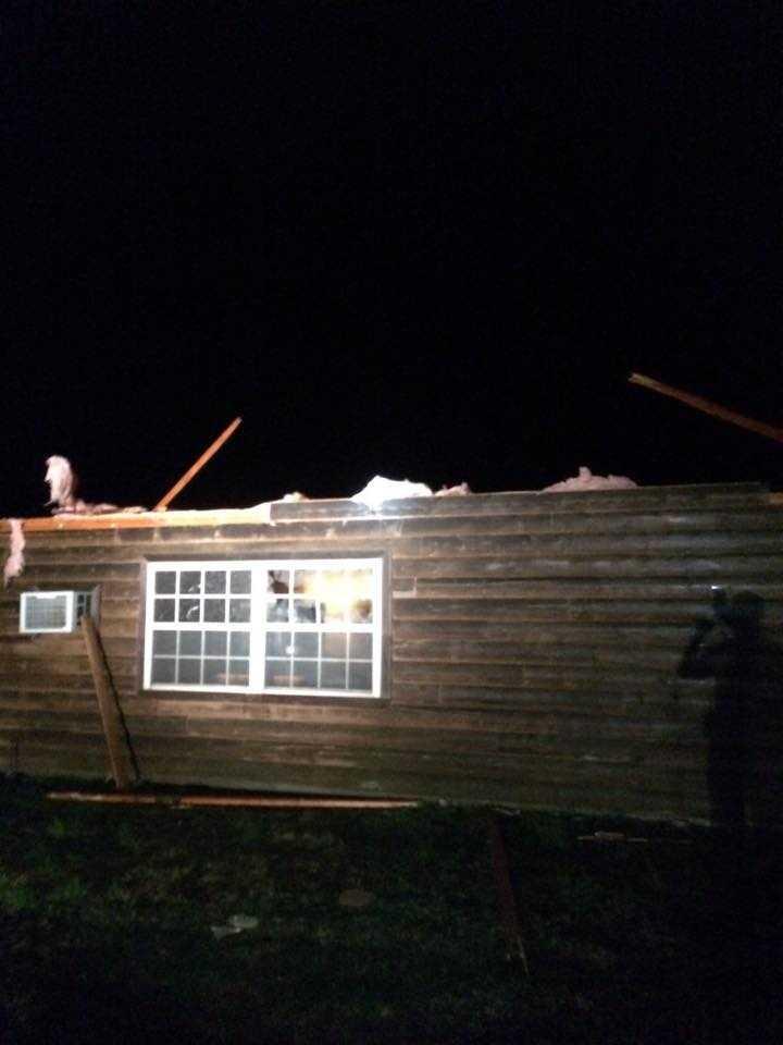 Storm Damage Evansville