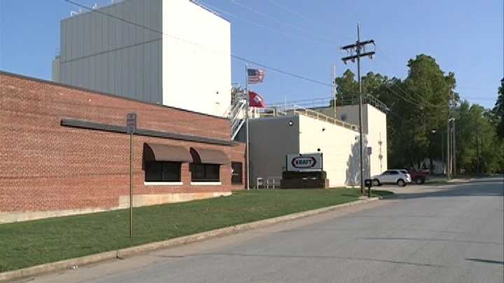 kraft plant 2012 bentonville