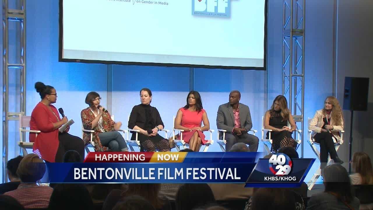 Filmmakers praise Bentonville Film Festival