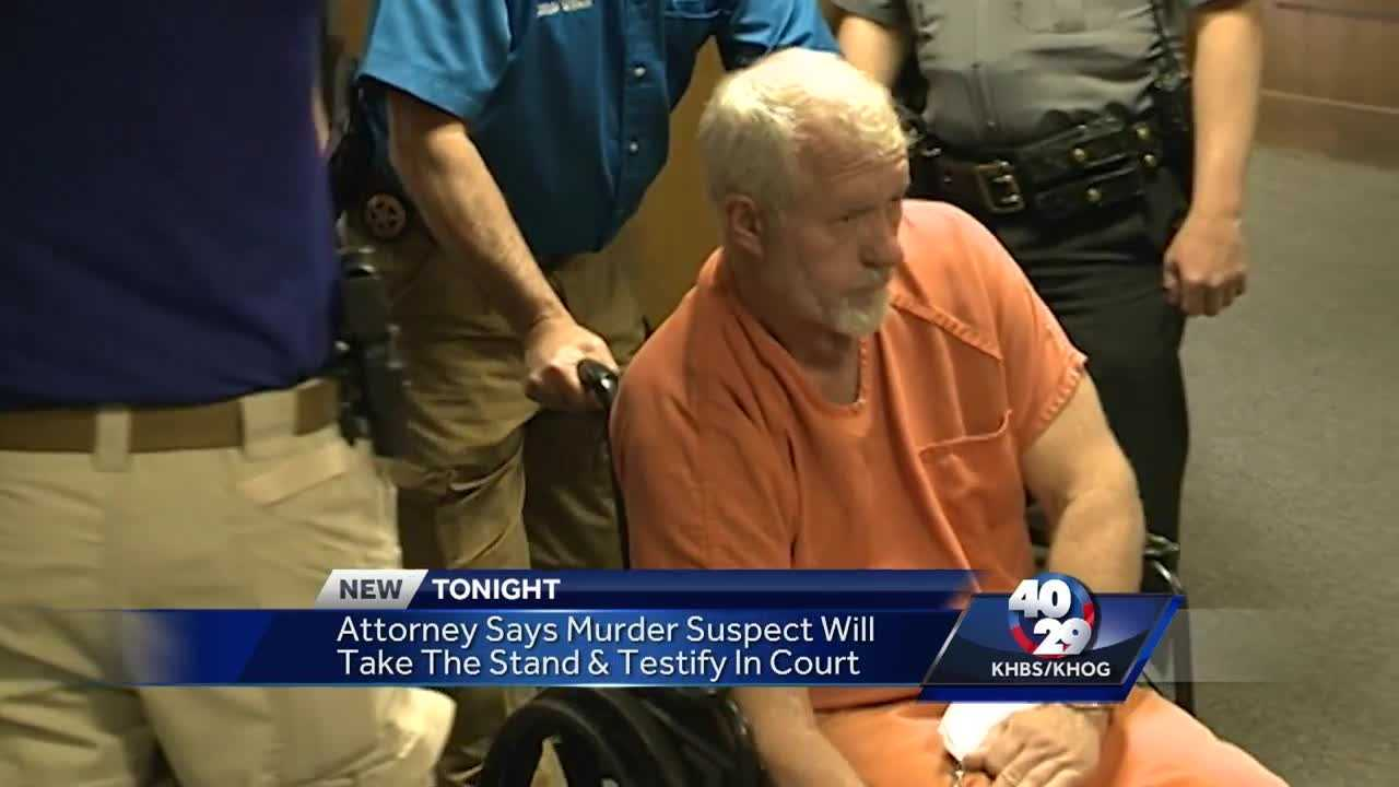 Defense: Suspect didn't know he was in a shootout with police