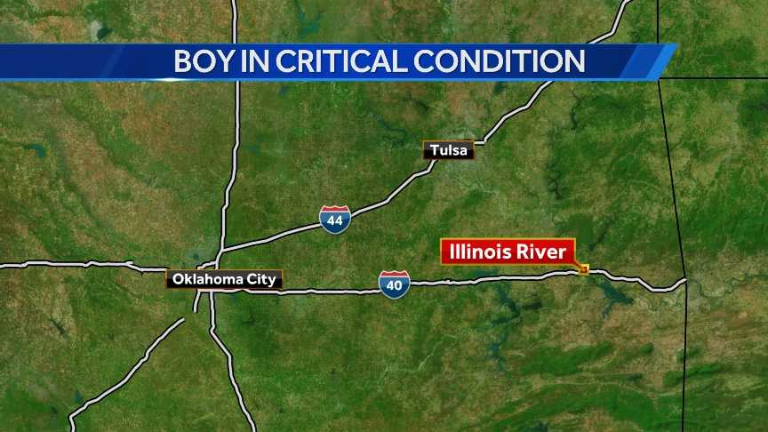 critical condition illinois rver