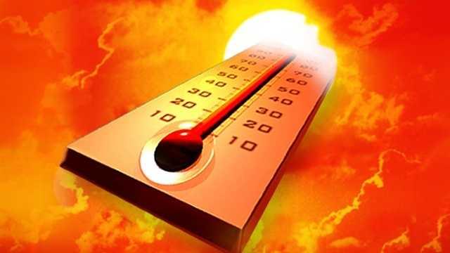 sun heat thermometer