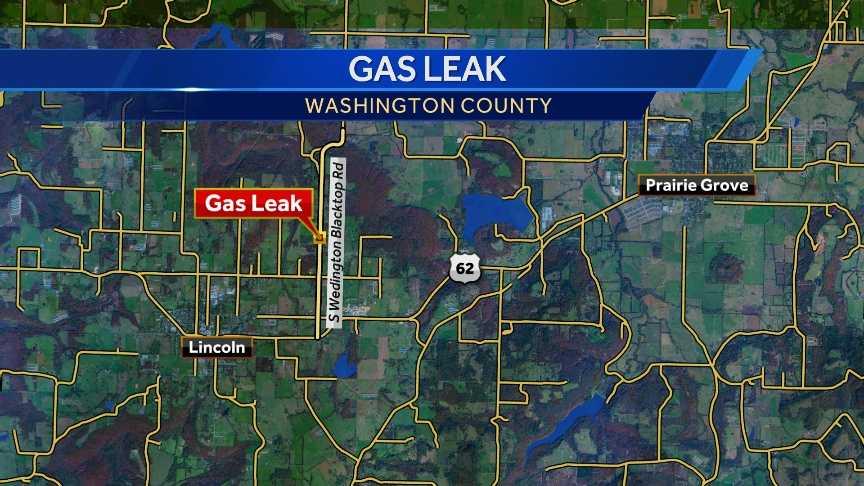 s blacktop rd gas leak map
