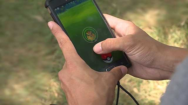 Pokemon Go comes with some safety risks