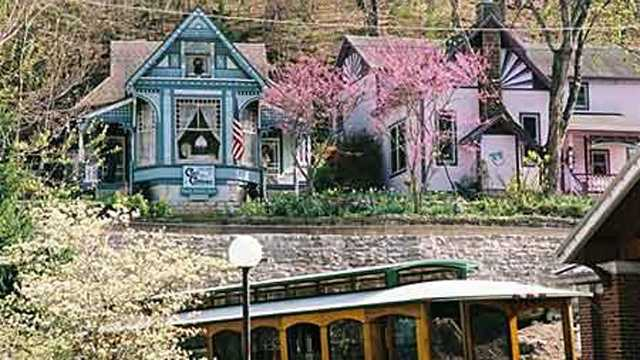 Coolest Towns - Eureka Springs