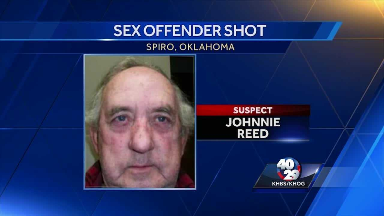 A Spiro Police Officer was going to arrest a convicted sex offender on Saturday. In a matter of seconds, the incident turned into a life and death struggle, and it was all caught on camera.