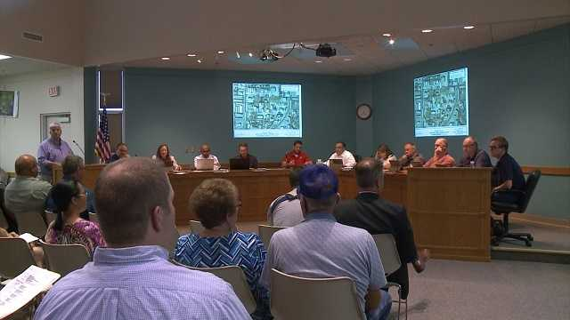 Rezoning discussion worries some Springdale residents