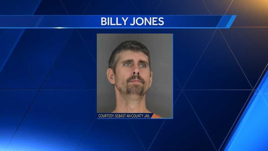 Billy Monroe Jones