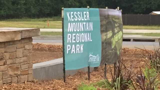 Kessler Mountain Regional Park, Fayetteville