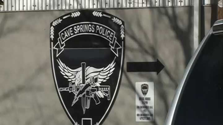 cave springs police department