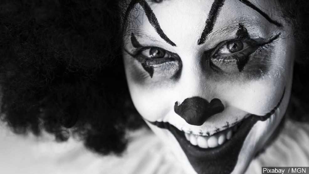 File photo of a clown