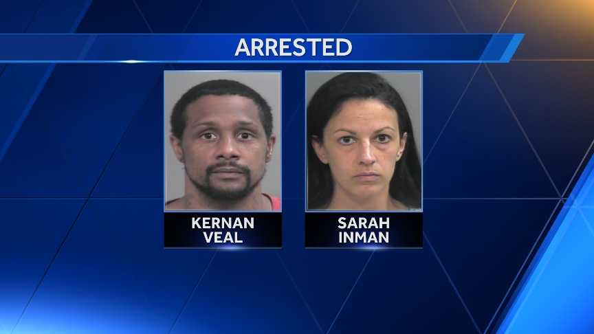 veal inman arrested