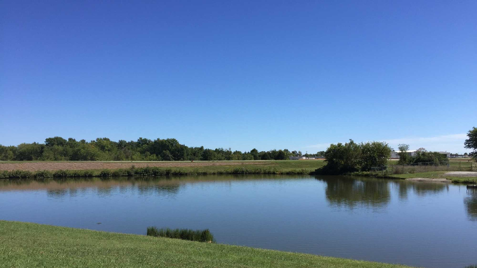 bntonville lake