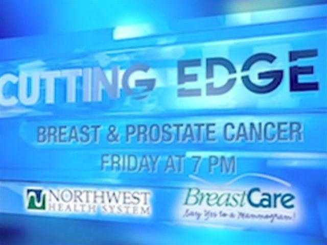 "Join 40/29 for a special presentation on the latest procedures and alternative therapies to fight breast and prostate cancer. ""Cutting Edge"" airs Friday night at 7 p.m. The program will be preceded by a virtual phone bank on 4029tv.com From 5 ¿ 7 p.m."